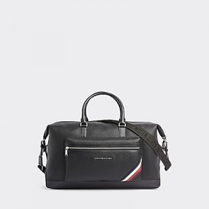 Signature Stripe Duffle