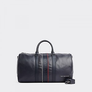 TH Leather Duffle