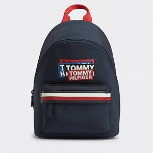 TH Kids Patches Mini Backpack
