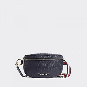 Cube Monogram Tommy Fanny Pack