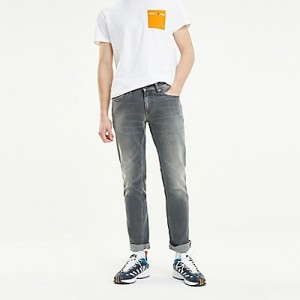 Grey Slim Fit Jean