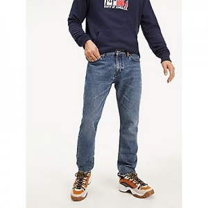 Slim Fit Repurposed Jean