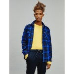 Organic Cotton Flannel Overshirt