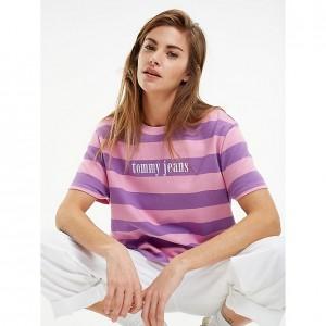 Color Stripe T-Shirt
