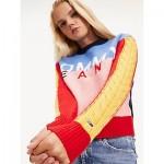 Multicolor Logo Sweater