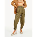 High Rise Belted Pant