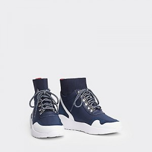 Ankle Sock Boot
