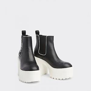 Platform Chelsea Boot