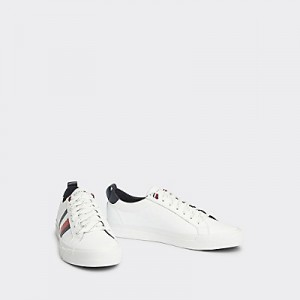 Leather Flag Sneaker