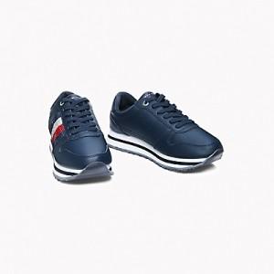 Crystal Stripe Sneaker
