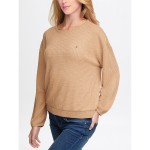 Essential Waffle Weave Sweater