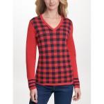 Essential Plaid Sweater