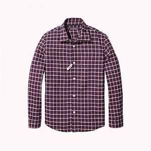 TH Kids Oxford Check Shirt
