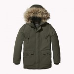 TH Kids Hooded Parka