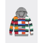 TH Kids Organic Cotton Flag Hoodie