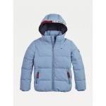 TH Kids Hooded Padded Jacket
