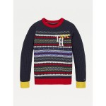 TH Kids Fair Isle Sweater