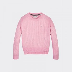 TH Kids Solid Sweater