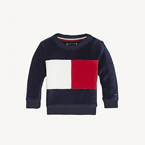 TH Baby Flag Sweatshirt