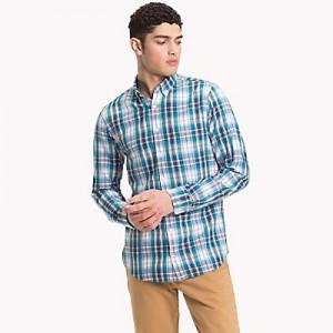 Plaid Light Weight Flannel Shirt