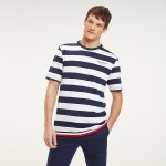 Organic Cotton Stripe T-Shirt