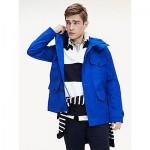 Organic Cotton Nautical Parka
