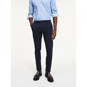 Tapered Fit Stretch Trouser