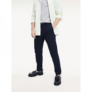 Tapered Fit Stretch Chino