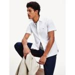 Slim Fit Organic Cotton Shirt