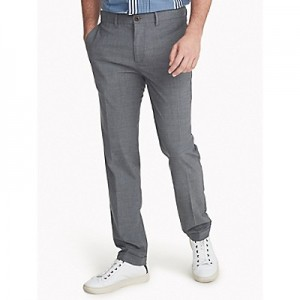 Crease-Free Tapered Fit Pant