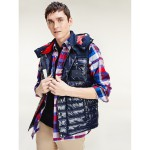 Removable Hood Puffer Vest