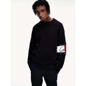 Lewis Hamilton Organic Cotton Flag Sweater