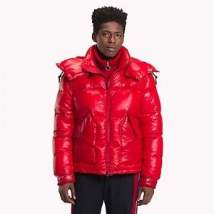 High Shine Puffer Jacket