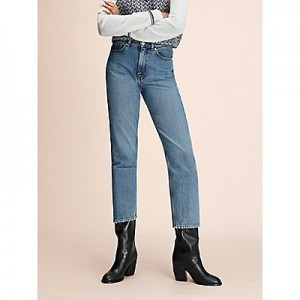 Hilfiger Collection Crest Straight Fit Jean