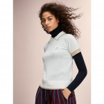 Hilfiger Collection Crest Polo Sweater
