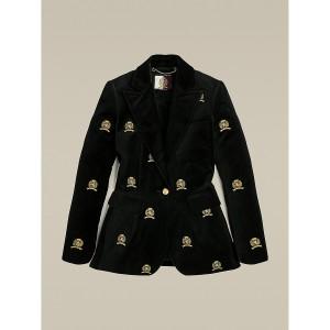 Hilfiger Collection Critter Crest Blazer