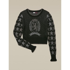 Hilfiger Collection Stars And Crest Sweater
