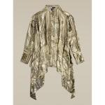 Hilfiger Collection Lame Foulard Shirt
