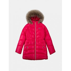 TH Kids Fur Lined Puffer
