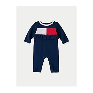 TH Baby Flag Coverall