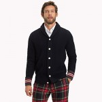 Wool Shawl Collar Cardigan