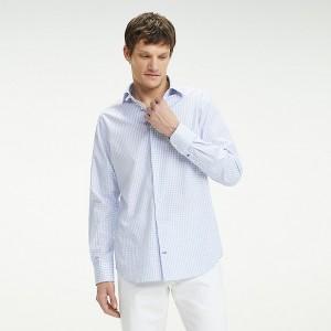 Cotton Poplin Regular Fit Dress Shirt