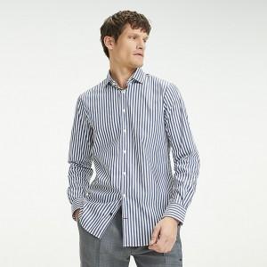 Stretch Cotton Slim Fit Dress Shirt