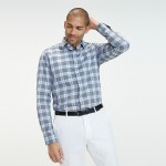 Washed Cotton Regular Fit Dress Shirt