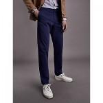 Stretch Cotton Slim Fit Trouser