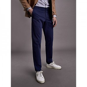 Stretch Cotton Slim Fit Trouser