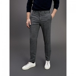 Tommy Hilfiger Tailored Slim Fit TH Flex Check Trouser