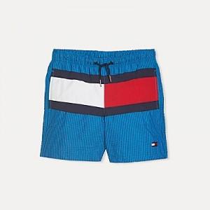 TH Kids Flag Stripe Swim Trunk