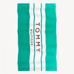 Colorblock Logo Towel