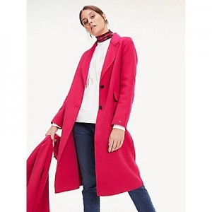 Scarf Overcoat